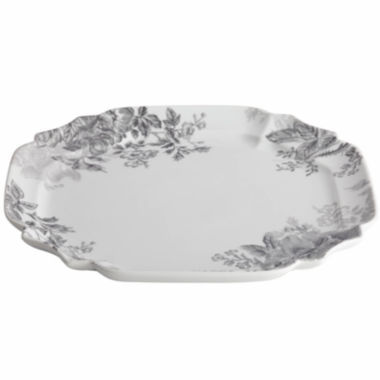 jcpenney.com | BonJour® Shaded Garden Square Serving Platter