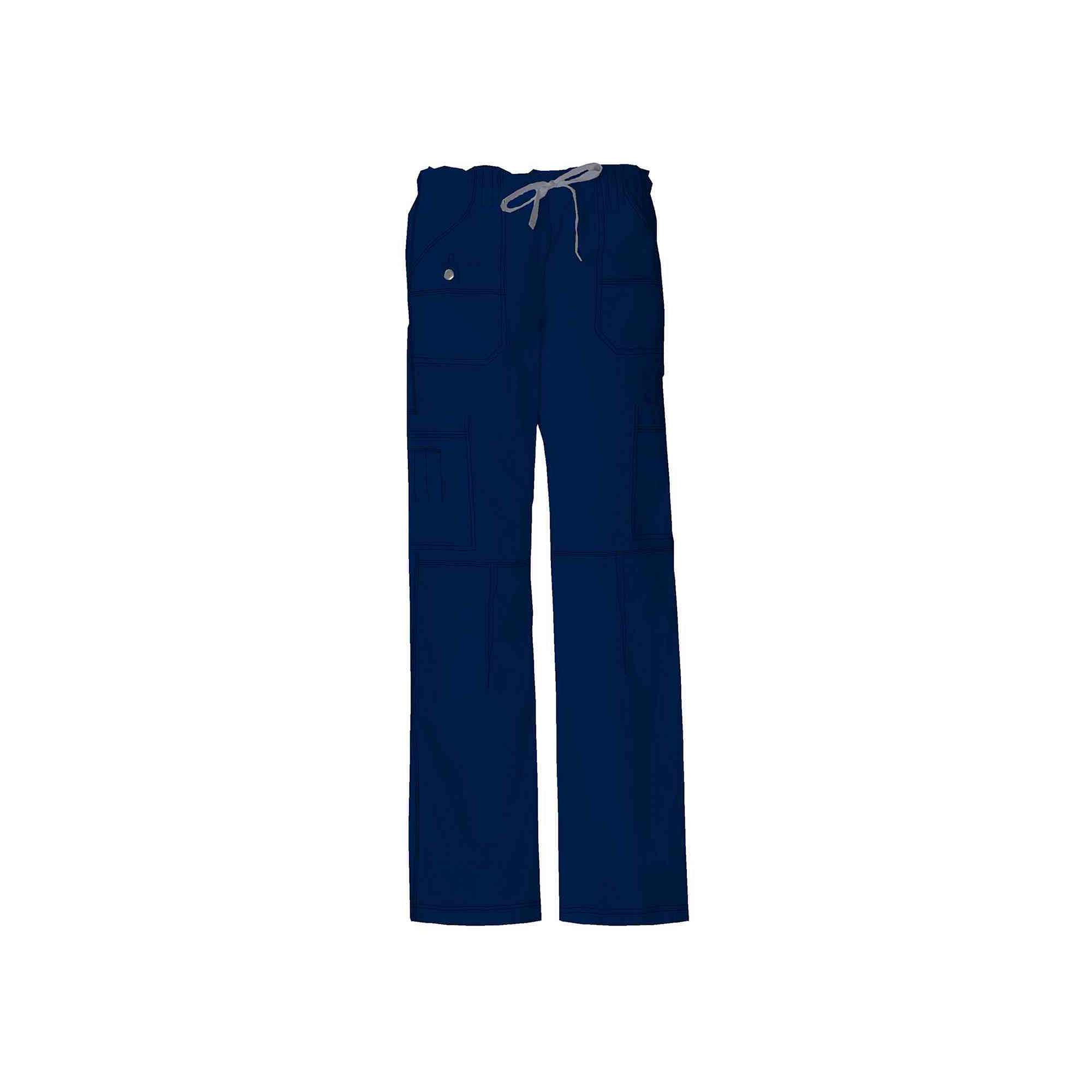 Dickies Womens Youth Cargo Scrub Pants-Tall plus size,  plus size fashion plus size appare