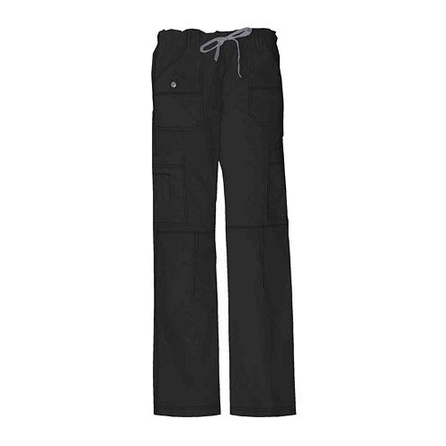 Dickies® Women's Youth Cargo Scrub Pants–Tall Plus