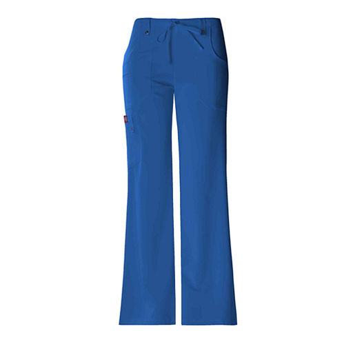 Dickies® Womens Drawstring Cargo Scrubs–Tall