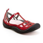 JSport Aires T-Strap Shoes