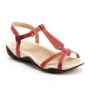 JSport Virgo T-Strap Sandals