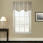 Line Up Duchess Rod-Pocket Valance