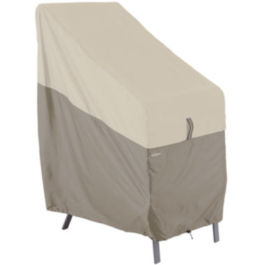 jcpenney.com | Classic Accessories® Belltown StorageSaver™ Patio Stackable 6-Chair Cover