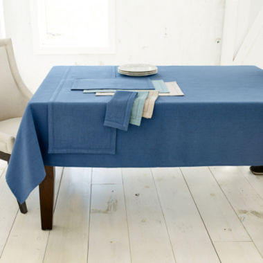 jcpenney.com | JCPenney Home® Brighton Hemstitch Table Linen Collection