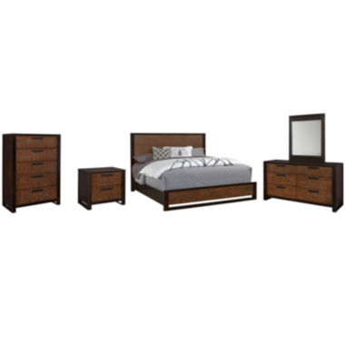 jcpenney.com | Grapevine Bedroom Collection
