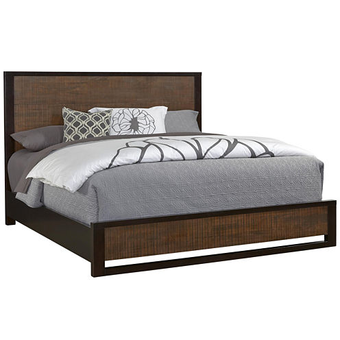 Grapevine Queen Platform Bed