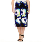 Worthington® Center Split Pencil Skirt - Plus