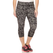 Xersion™ Printed Capris - Plus