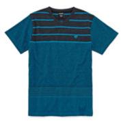 Zoo York® Striped V-Neck Tee - Boys 8-20