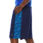 Xersion™ Side Print Basketball Shorts
