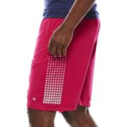 Xersion™ Reflective Print Basketball Shorts