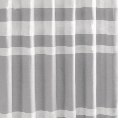 Madison Park Spa Waffle 3M Scotchgard™ Shower Curtain - JCPenney