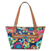 Lily Bloom Valerie Double Handle Tote