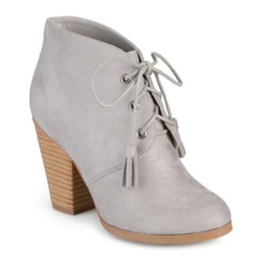 jcpenney.com | Journee Collection Wen Heeled Ankle Booties