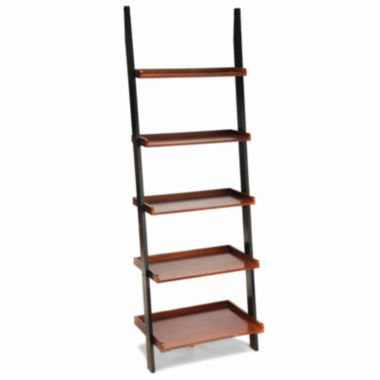 jcpenney.com | Delaney 5-Shelf Ladder Bookshelf
