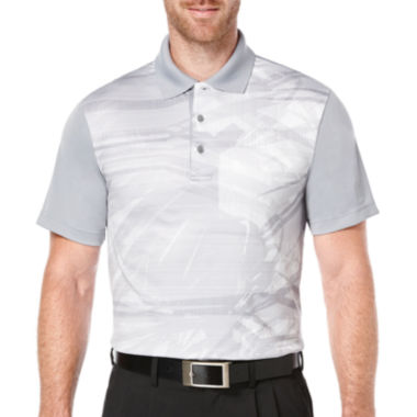 jcpenney.com | PGA TOUR® Short-Sleeve Nature-Printed Polo