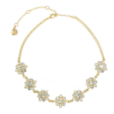 jcpenney.com | Monet Jewelry Womens White Choker Necklace