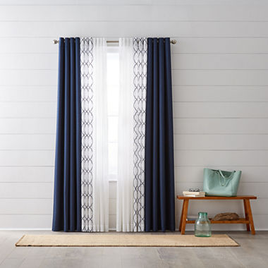 Long Curtains 92 inch long curtains : Sheer Curtains, Panels & Window Sheers - JCPenney