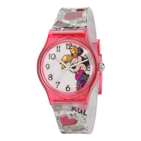Disney Kids Minnie Mouse Watch