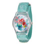 Disney Kids Ariel The Little Mermaid Fast Strap Watch