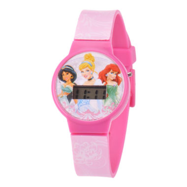 jcpenney.com | Disney Kids Princesses Digital LCD Watch