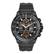 Citizen® Eco-Drive® Skyhawk Mens Black Watch JY0005-50E