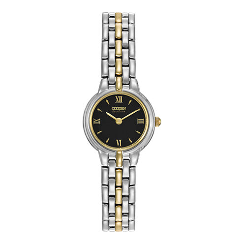 Citizen® Eco-Drive® Mens Two-Tone Watch EW9334-52E