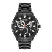 Citizen® Eco-Drive® Mens Perpetual Calendar Watch BL8097-52E