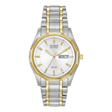 jcpenney.com | Citizen® Eco-Drive® Mens Two-Tone Watch BM8434-58A