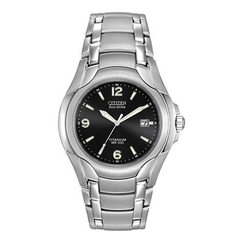 Citizen® Eco-Drive® Mens Titanium Watch BM6060-57F