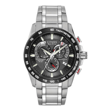 jcpenney.com | Citizen® Eco-Drive® Mens Stainless Steel Watch AT4008-51E