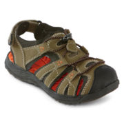 Okie Dokie® Orvin  Boys Sandals - Toddler
