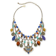 Aris by Treska Boho Statement Necklace