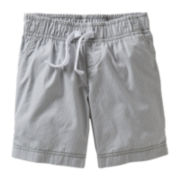 Carter's® Striped Poplin Shorts - Boys 2t-4t