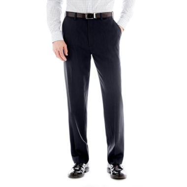 jcpenney.com | Stafford® Endurance Flat-Front Dress Pants