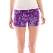 Arizona Raw-Cuff Shorts