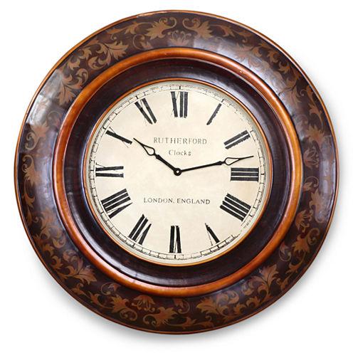 """Oversized 38"""" Brina Wall Clock"""