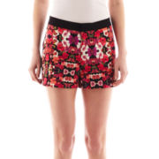 nicole by Nicole Miller® Print Shorts