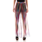 Bisou Bisou® Print Beach Pants