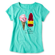Arizona Graphic, Short-Sleeve Tee - Girls 6-16 and Plus