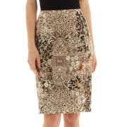 MNG by Mango® Print Pencil Skirt