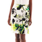 Worthington® Drop-Waist Pleated Skirt