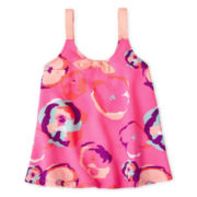 Total Girl® Bloomin' Cute Tank Top - Girls 6-16