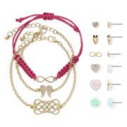 Carole 9-pc. Jewelry Set