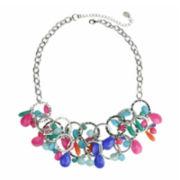 Mixit™ Rainbow Bead 2-Row Shaky Necklace
