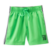 OshKosh B'gosh® Mesh Basketball Shorts - Preschool Boys 4-7