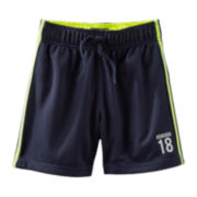 OshKosh B'gosh® Mesh Basketball Shorts – Preschool Boys 4-7