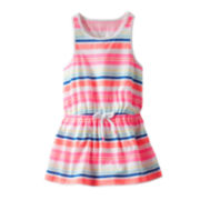 OshKosh B'gosh® Striped Racerback Tunic – Preschool Girls 4-7