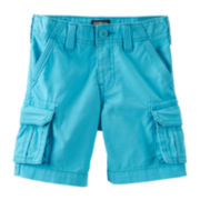 OshKosh B'gosh® Canvas Cargo Shorts – Toddler Boys 2t-5t